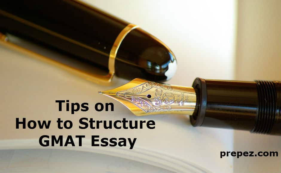 Tips on How to structure GMAT essay