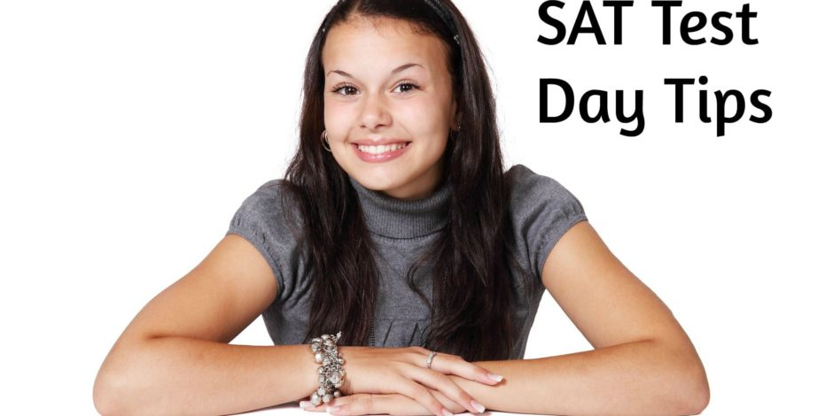 6 Awesome Tips For The SAT Test Day