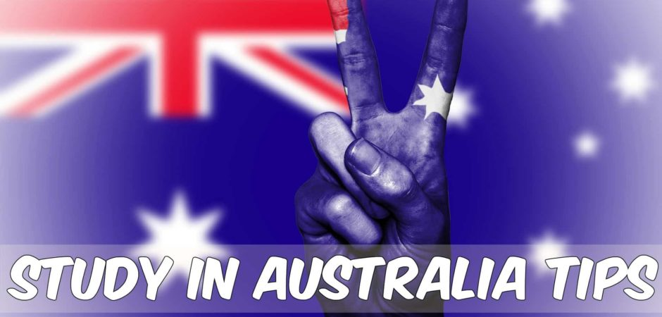Useful Tips Before You Study In Australia