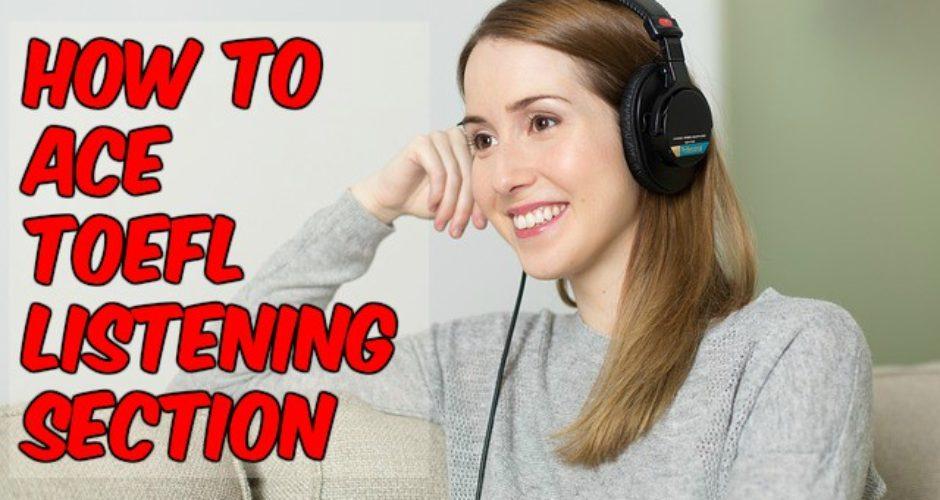 TOEFL Listening Tips