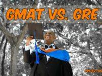 GMAT GRE Compare