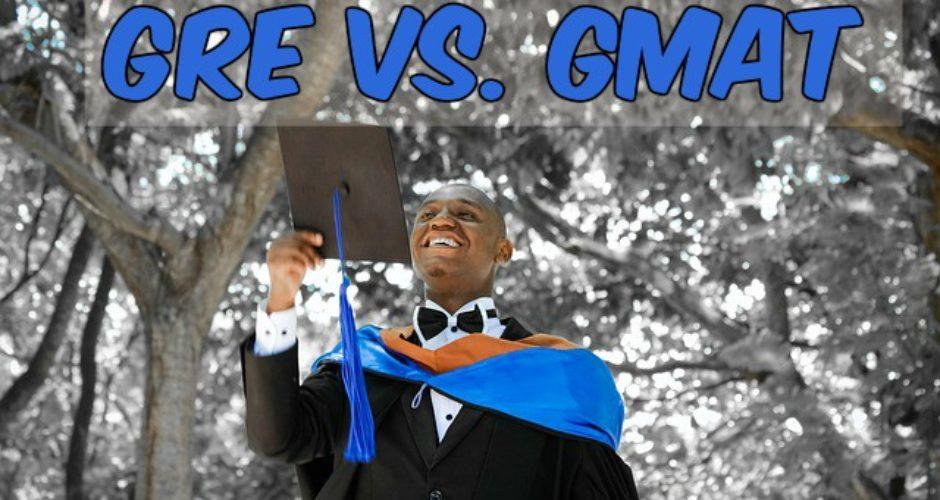 GRE GMAT Compare
