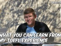 Learn TOEFL experience