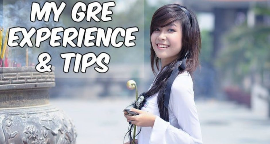 New GRE Test Experience