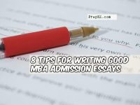 Tips to write the perfect MBA admission essay