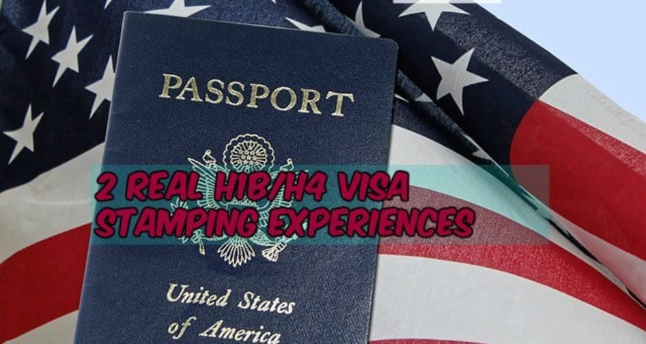 2 real H1B/H4 experiences