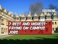 best on-campus jobs
