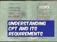 CPT requirements