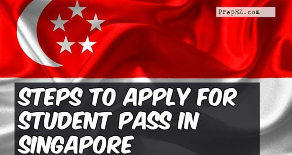 Singapore student pass