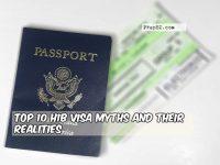Be informed about H1B visa myths