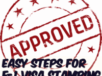 Prepare For F-1 Student Visa Stamping – Easy Steps!