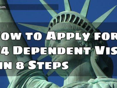 H1B/H4 Dependent Visa Archives - PrepEZ