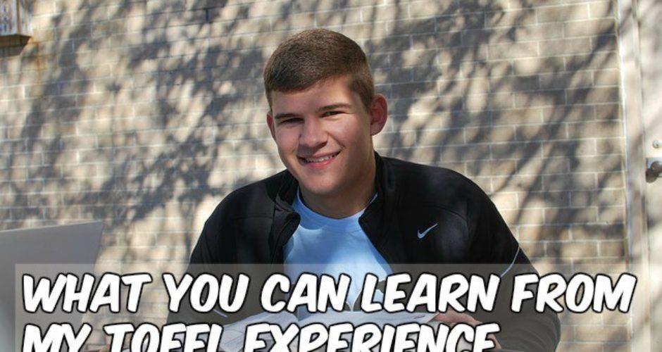 Learn TOEFL experience