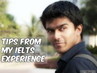 IELTS experience tips