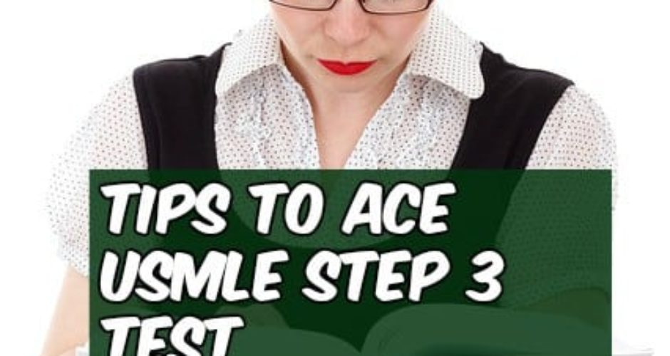 usmle step 3 tips