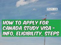 canada study visa