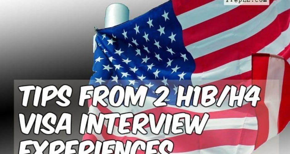 tips visa interview