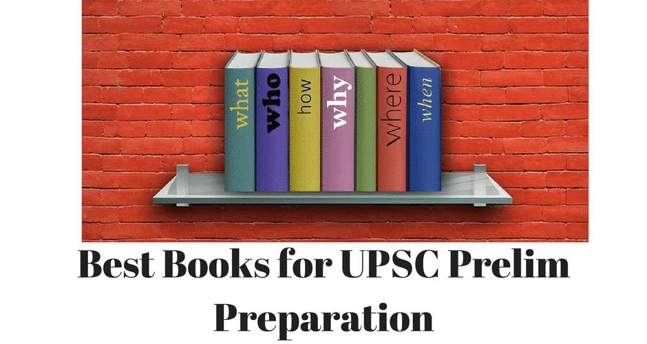 UPSC Booklist
