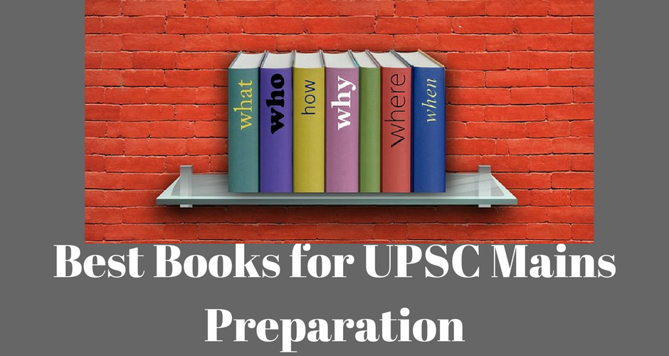 Best Booklist For UPSC Mains #HolyGrail
